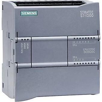 シーメンス CPU 1211 C DC/DC/DC 6ES7211 1AE31 0XB0 PLC コント ローラー 24 Vdc