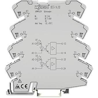 WAGO Optocoupler 857-1494 Switching voltage (max.): 60 V DC 1 pc(s)