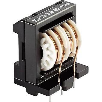 Schaffner EV24-1,0-02-10M EMI filter 250 V AC 1 A 10 mH (L x W x H) 24.6 x 17.4 x 29.1 mm 1 pc(s)