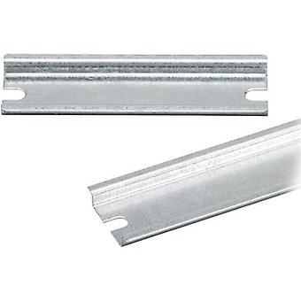 Fibox ARM 0808 DIN trilho sem furos Placa de aço 65 mm 1 pc(s)