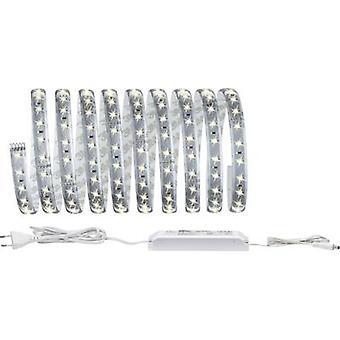 Conjunto básico de tira de LED de Paulmann MaxLED 70666 500 + 24 V 300 cm cálido blanco