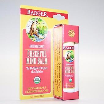 Badger, Cheerful Mind Balm, 17g