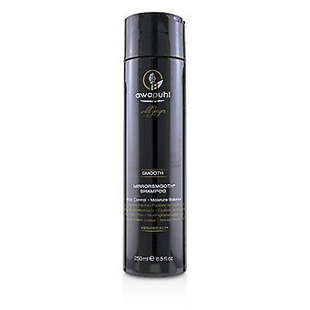 Paul Mitchell Awapuhi Wild Ginger Smooth Mirrorsmooth Shampoo (frizz Control - Moisture Balance) - 250ml/8.5oz