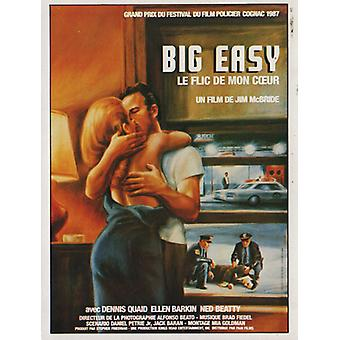 Big Easy Movie Poster (11 x 17)