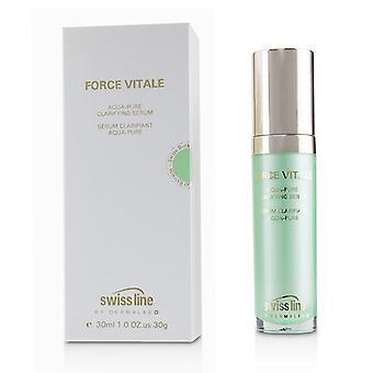 Swissline Force Vitale Aqua-pure Clarifying Serum - 30ml/1oz