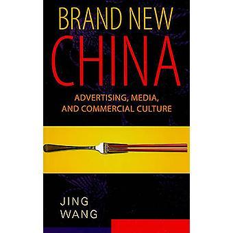 Marki handlowe kultury Jing i New China - reklama - Media-