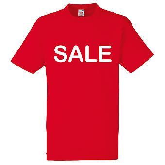Rosso di vendita Tshirt Shop