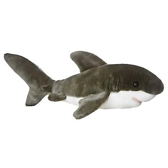 Aurora Flopsies - Tiburon Shark Soft Toy 30cm