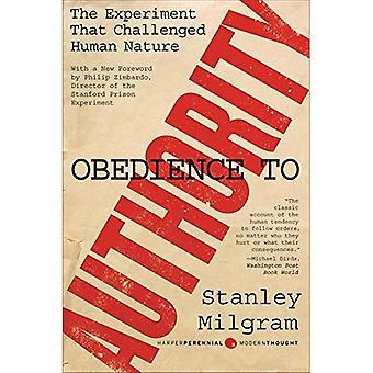 Gehorsam gegenüber Autorität: ein experimenteller Sicht