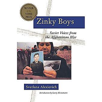Zinky drenge: Sovjetiske stemmer fra Afghanistan-krigen
