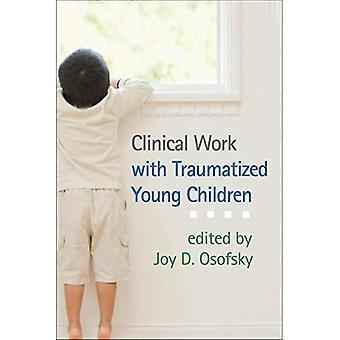 Kliniskt arbete med traumatiserade unga barn