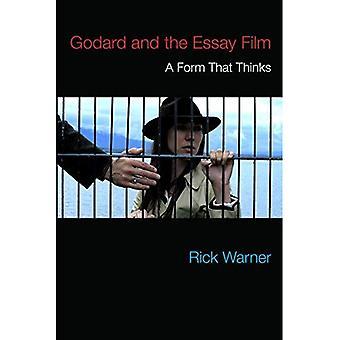 Godard ja essee elokuva: sellainen, että ajattelee