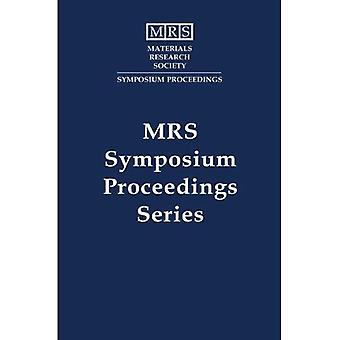 MRS Proceedings III-V and IV-IV Materials and Processing Challenges for Highly Integrated Microelectronics and Optoelectronics: Volume 535