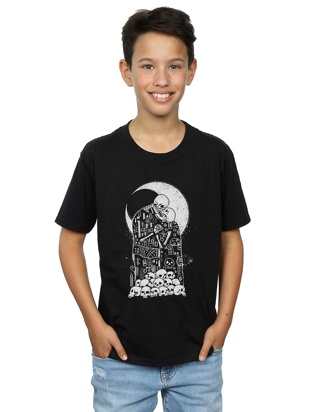 Vincent Trinidad Boys Kiss Of Death T-Shirt