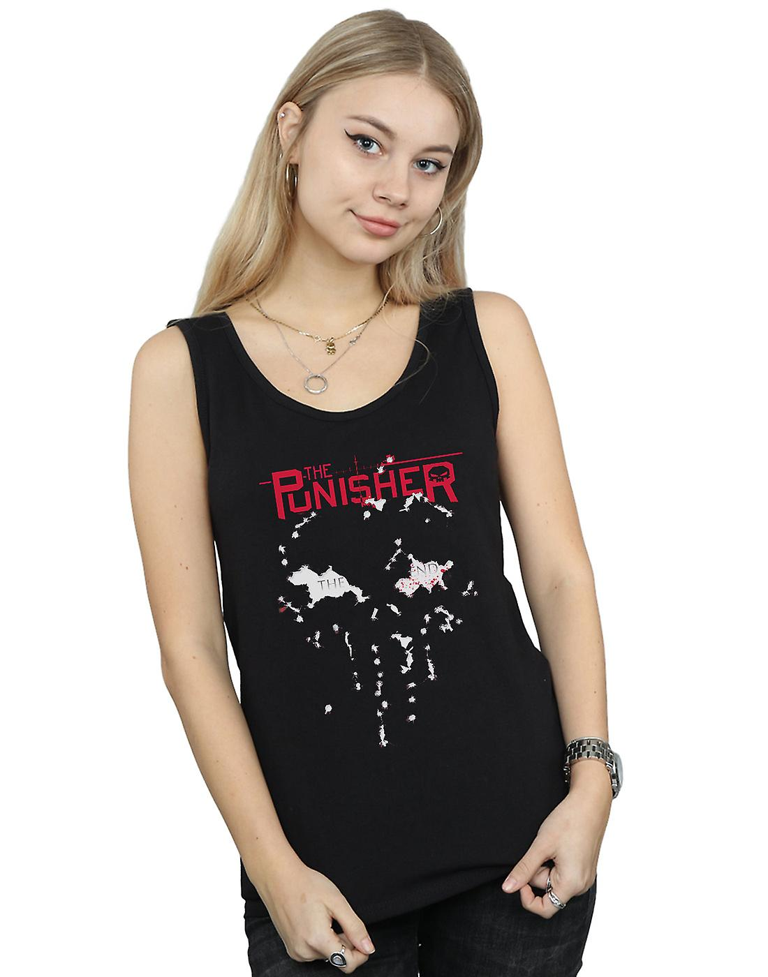 Marvel Women's The Punisher The End Vest