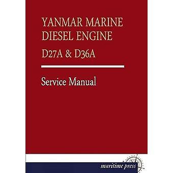 Yanmar Marine Diesel Engine D27a by Yanmar