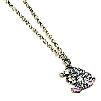 Fantastic Beasts and Where to Find Them Niffler Necklace