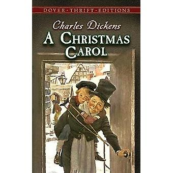 A Christmas Carol by Charles Dickens - 9780486268651 Book