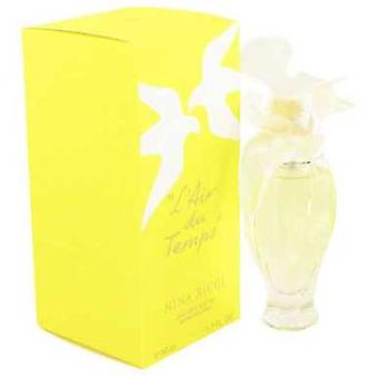 L'air Du Temps By Nina Ricci Eau De Toilette Spray With Bird Cap 1.7 Oz (women) V728-418041