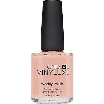CND vinylux Flirtation Weekly Nail Polish 2016 Colour Collection - Skin Tease (217) 15ml
