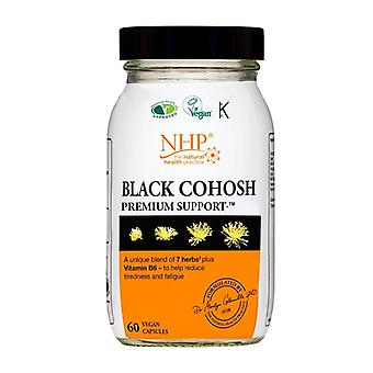 NHP Black Cohosh Nutrition Support Capsules 60 (96873)