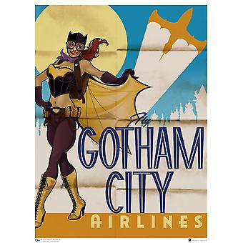Poster - DC Bombshells - Batgirl Art Print 18