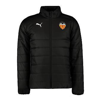 2019-2020 Valencia Puma Bank jasje (zwart)