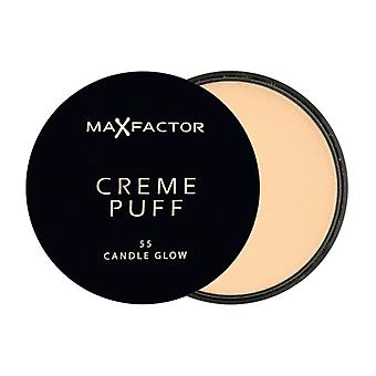Max Factor 3 X Max Factor Creme Puff - Candle Glow 55