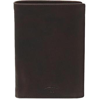 Gary's Zip 3 Volets Wallet - Leather