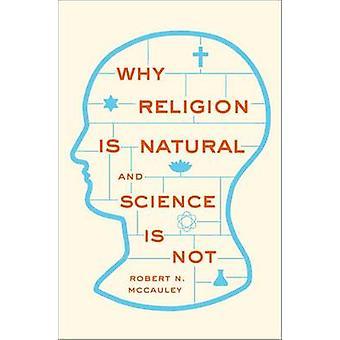 Varför Religion är naturvetenskapliga är inte av Robert N. McCauley - 97