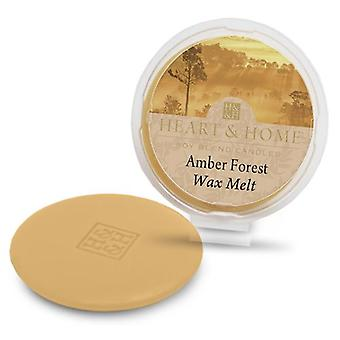 Amber Forest Wax Melt