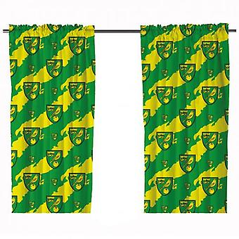Norwich City Curtains