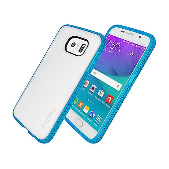 Incipio Octane Case for Samsung Galaxy S6 - Frost/Neon Blue
