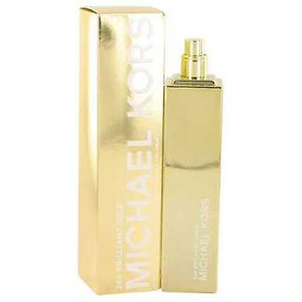 Michael Kors 24k Brilliant Gold van Michael Kors Eau de parfum spray 3,4 oz (vrouwen) V728-528952