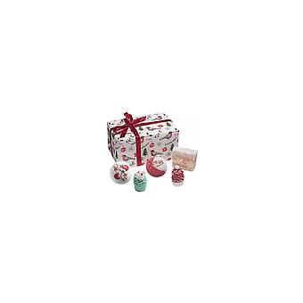 Bomb Cosmetics Gift Pack - Robin The Rich