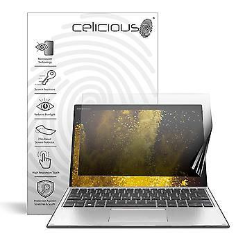Celicious Privacy 2-Way Portrait Anti-Spy Filter Screen Protector Film Compatible with HP Elite x2 G4 13