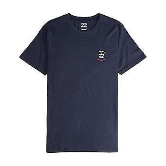 Billabong Vista T-shirt met korte mouwen in Navy