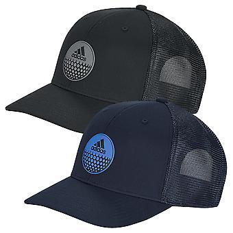 Adidas Golf heren Globe Trucker Cap
