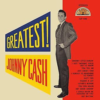 Cash*Johnny - Greatest [Vinyl] USA import