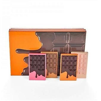 Giftset make-up revolutie mini chocolade gewelf