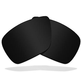 Polarized Replacement Lenses for VON ZIPPER Clutch Sunglasses Black Anti-Scratch Anti-Glare UV400 by SeekOptics