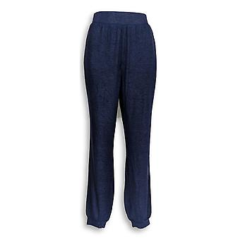 Anybody Women's Pants Brushed Hacci Jogger Navy Blue A281197