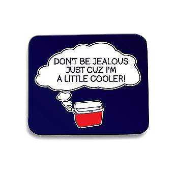 Tappetino mouse pad blu navy trk0595 little cooler
