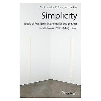 ローマ・コサックによる数学と芸術における実践の簡素な理想