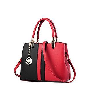 2 Tone shoulder handbag