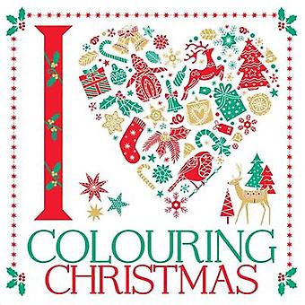 I Heart färga jul - del 2 av Lizzie Preston - Emily Golden
