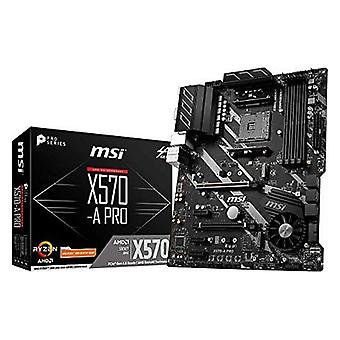 Moederbord MSI X570-A Pro ATX DDR4 AM4