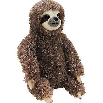 Plush Sloth 12in Brown