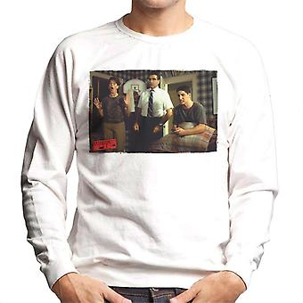American Pie Jim Caught By Parents Men's Sweatshirt