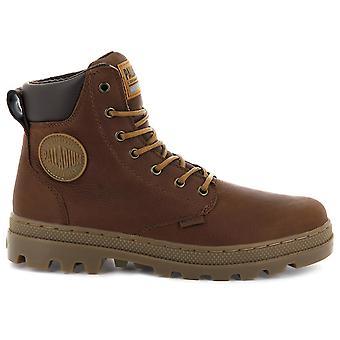 Palladium Pallabosse SC WP M 05938-233-M Men's Boots Brown Sneakers Sports Shoes